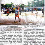 CBSE Cluster VIII Volleyball Championship - 2018
