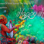 Holi Wishes - 2019