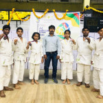 KRCS achievers in State Mini Olympic Judo Competition.