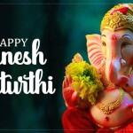 Gowri & Ganesh Chaturthi Wishes – 2020