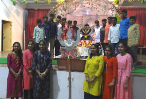 Maha Shivarathri Celebration at KRCS